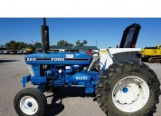 Tractor agricola ford  6610s