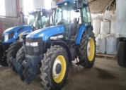 new holland tm125 tractor agricola