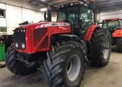 massey ferguson 8460 tractor agricola