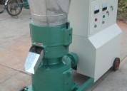 Maquina para pellets de madera meelko 260 mm electrica 160-250 kg/h - mkfd260c..