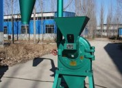 Molino meelko triturador de biomasa a martillo electrico hasta 700 kg hora - mkh420c