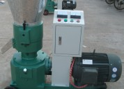 peletizadora meelko 360 mm diesel 55 hp mixta