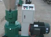 Meelko peletizadora 300 mm diesel 41 hp mixta