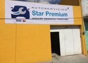 Autoservicios star premium®