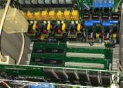 Conmutador telefonico panasonic tda100 (reparacion, instalacion)
