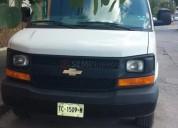 Chevrolet chevy van 2012 25000 kms