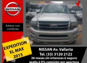 Ford expedition 2015 48683 kms