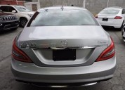 Mercedes benz cls 350 confort 2014 32600 kms