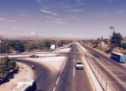 Terreno comercial 4.6 ha en mazatlán