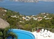 Acapulco las brisas residencial casa vista espectacular 11 dormitorios 2,650 m2