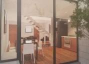 Casa nueva en cluster, 2 rec. con baño, brisas del carmen 2 dormitorios 68 m2