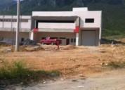 Terreno industrial en venta en la col. parque industrial escobedo 1154 m2