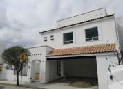 Oportunidad venta de casa nueva en punta del este león, gto 3 dormitorios 360 m2
