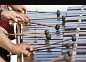 Marimbas tradicionales