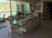 Vendo departamento en acapulco guerrero 4 dormitorios 300 m2