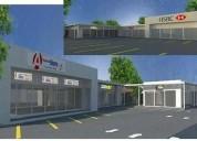 Com016 locales comerciales zona hotelera 5 1272 m2