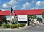venta de preciosa casa en residencial palmaris en cancún