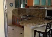 casas en condominio sobre av bonampak cancun. seguridad y alberca 3 dormitorios 160 m2
