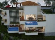 Exclusivas villas en condominio en cima real acapulco 4 dormitorios 600 m2