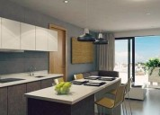 departamento en venta condominio the city, playa del carmen 1 dormitorios 31 m2