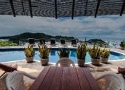 casas del acantilado, acapulco 6 dormitorios