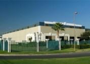 Bodega/ nave industrial en renta dentro de parque en apodaca