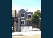 casa en renta en villa residencal venecia 3 dormitorios 120 m2