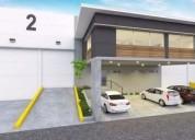 Nuevo parque industrial santa catarina 1207 m2