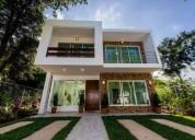 Hermosa casa de lujo en residencial a 5 min de la playa p2004 4 dormitorios 250 m2