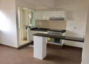 Departamento nuevo en renta parque san antonio 3 dormitorios 65 m2