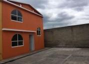 Cr124-17 - casa en renta barrio de san mateo, metepec. 2 dormitorios 130 m2