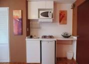Loft para 1 ó 2 personas cerca de metro barranca 1 dormitorios