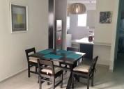 departamento playa del carmen, planta baja, jardin, ibiza plus 2 dormitorios 60 m2