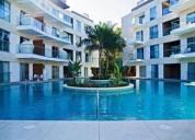 departamento en venta playa del carmen the fives beach 20301 1 dormitorios