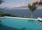 Acapulco las brisas casa espetacular vista a toda la bahÍa 5 dormitorios 1,200 m2