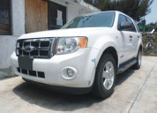 Ford escape xlt v6 factura original & nacional 2008
