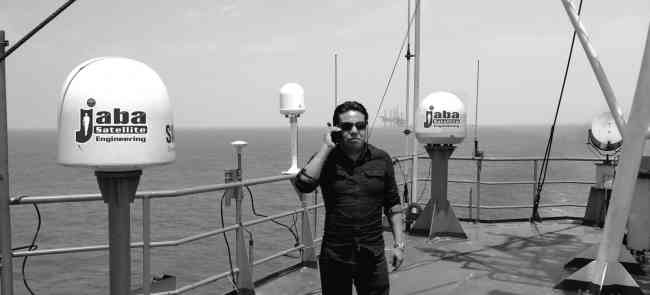 [ JabaSat ]  OffShore Communications Golfo de Mexico