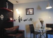 Suite amueblada para renta por estancias cortas