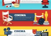 Importadora para cines busca emprendedores para promocion
