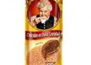 Arma promociones chocolate abuelita ¡¡urge!!