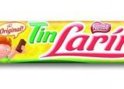 Tin larin chocolates promociones !!!!!
