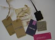 Tiendas de ropa necesitan gente pegando etiquetas de ofertas