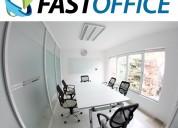 Sala de juntas equipadas para cierre de negocios