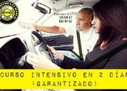 ¿necesitas aprender a manejar?