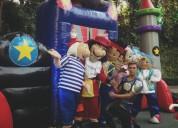 Show de jake y los piratas en puebla