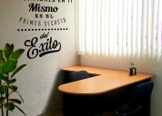 Lanister  lo mejor en renta de oficinas con servicio integral