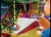 Compañía de fabricación, diseños, colocación y reestructuración de juegos infantiles