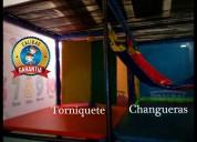 Mantenimiento y reparación de juegos infantiles
