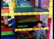 Juegos infantiles fabricados a tu medida - garantizamos tu diversión*