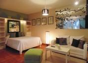 Habitación amueblada con servicios incluidos facturemos tu hospedaje